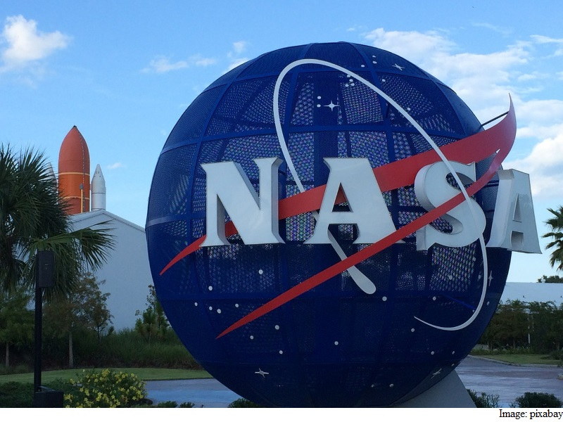 NASA logo ball