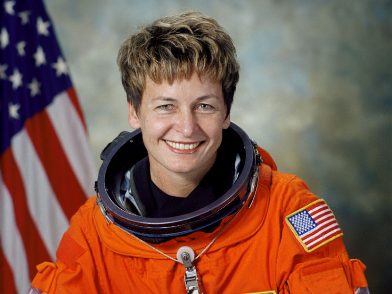 US Astronaut Peggy Whitson to Embark New Landmark Today With Spacewalk