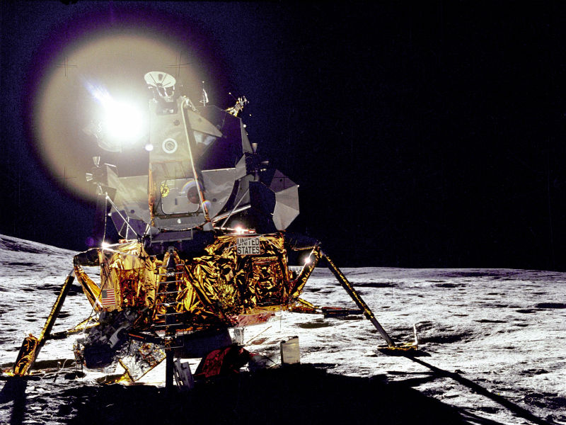NASA Apollo 14 Mission Verifies Moon to be 40 Million Years Older than Formerly Believed