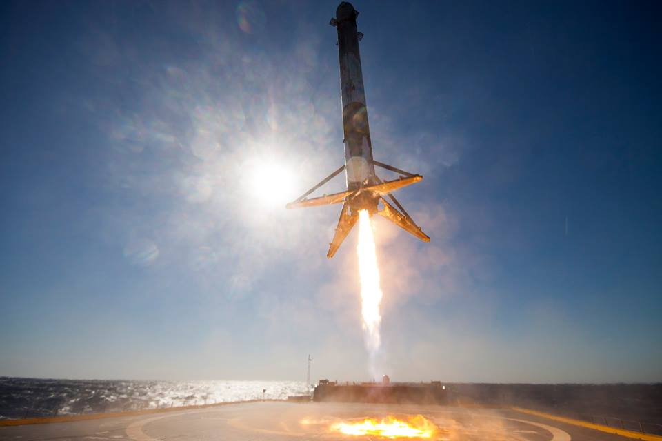 Falcon 9 Rocket Launch Pushed To 14th January, Due To Unsuitable Climate