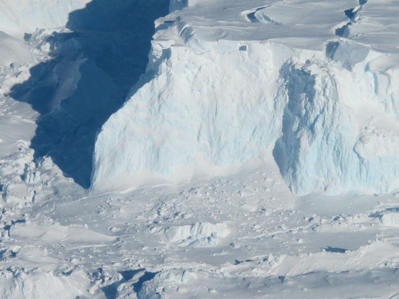 West Antarctica's Thwaites Glacier