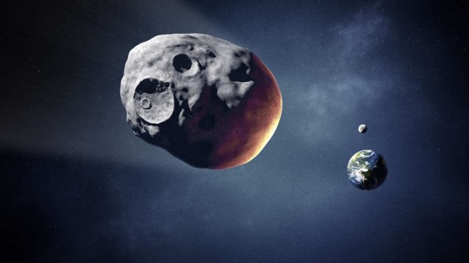 Florence is the largest asteroid to pass Earth in a century
