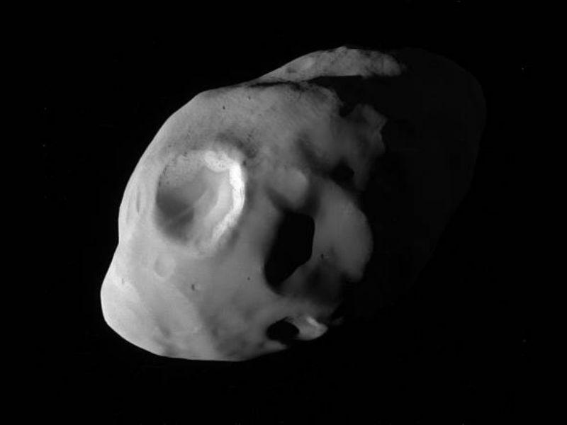 Saturn's moon ' Pandora'