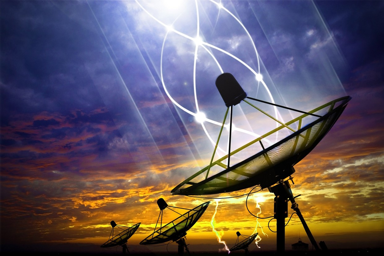 an analysis of the possibility of scanning the sky for extraterrestrial life using radio signal It is a waste of money to continue scanning the sky in the search for extraterrestrial life is one of can i listen to the seti@home radio signal.