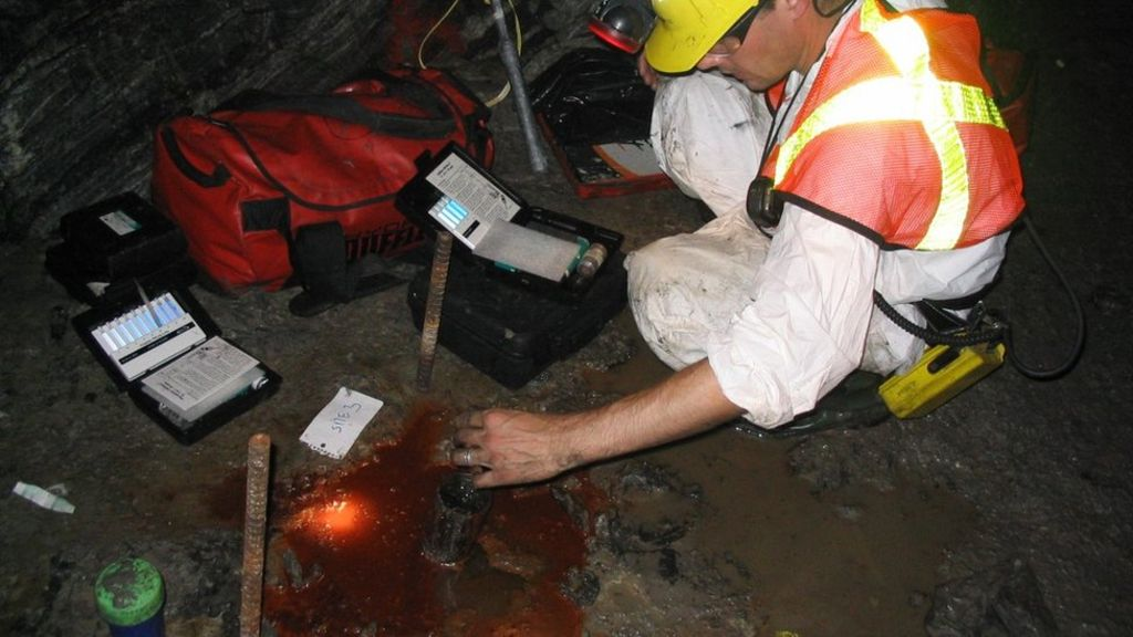 Two-billion-years-old water unearthed in Kidd Creek Mine will tell us about ancient life