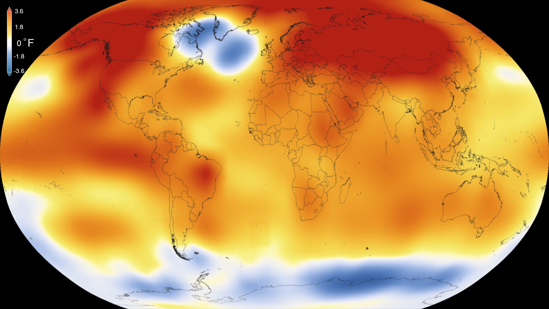 NOAA and NASA report suggests 2016 to be the hottest year recorded yet