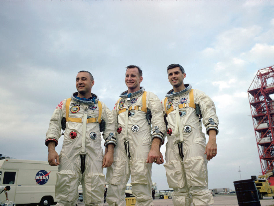 Anniversary of Apollo-1