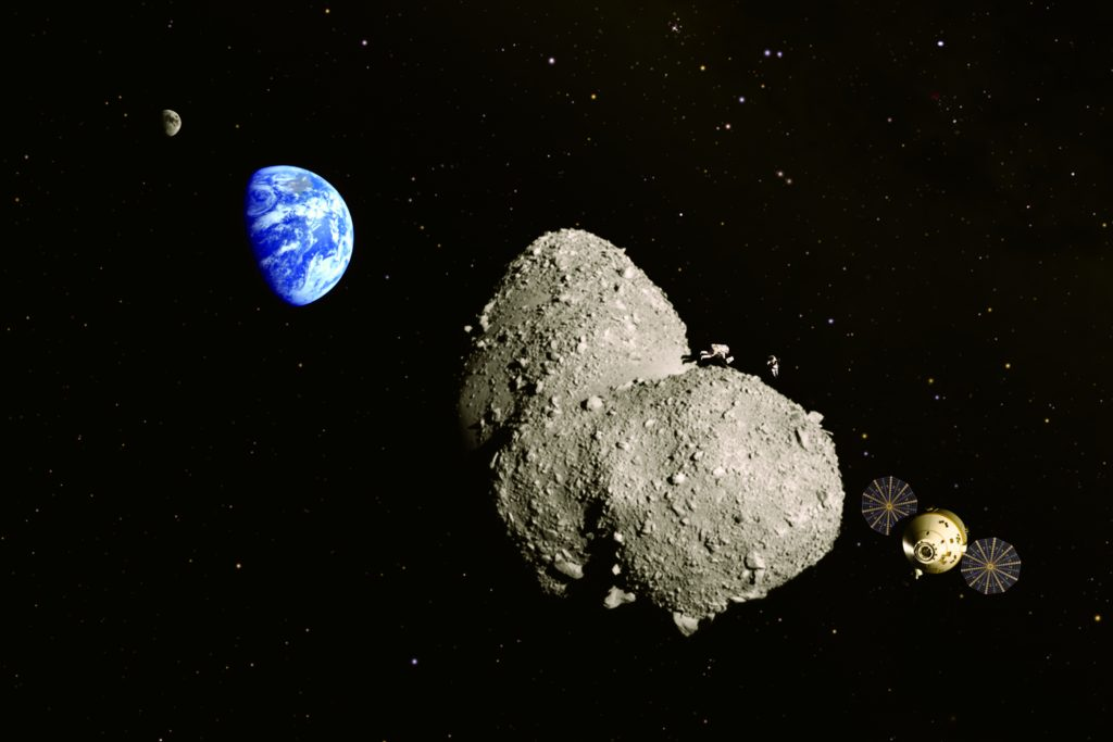 Research finds ingredients on meteorites that confirms the possibility of alien life in space