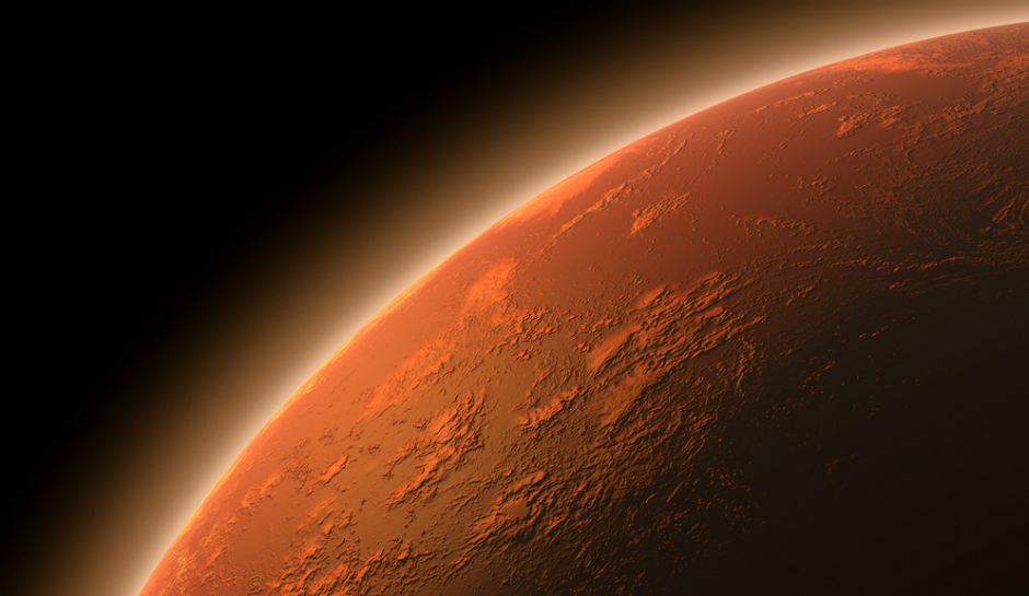 Astrobiologists Corroborate Microbes to Be Livable on Martian Atmosphere