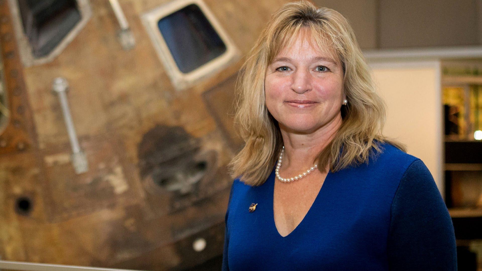 NASA's Chief Scientist Ellen Stofan
