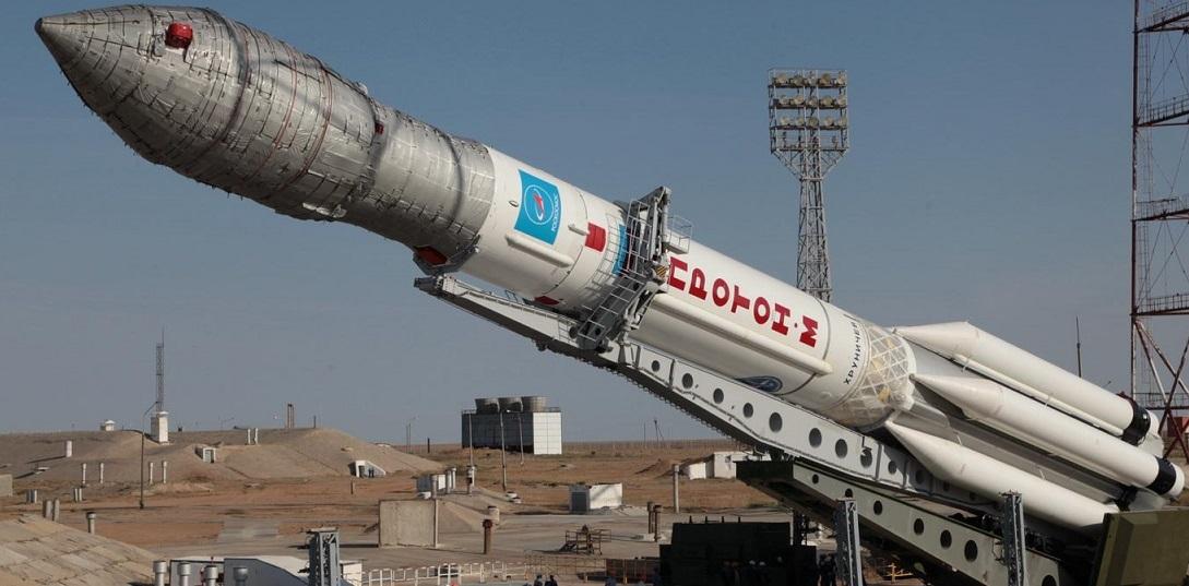 Russian Proton-M Rocket