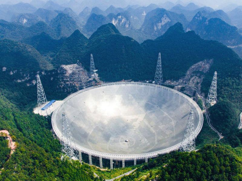 Telescope by China