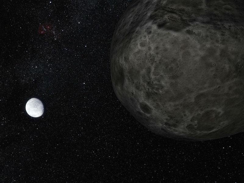 Tiny Kuiper Belt Object