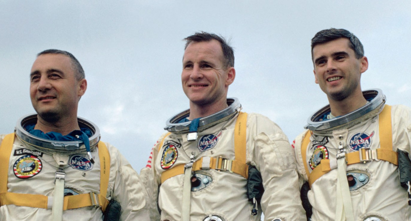 apollo 1 mission