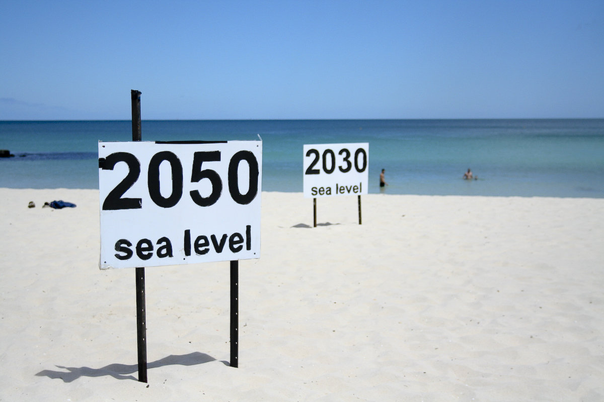 NOAA Warns Intense Scenario of Global Sea Level Rise to 8.2 Feet By 2100