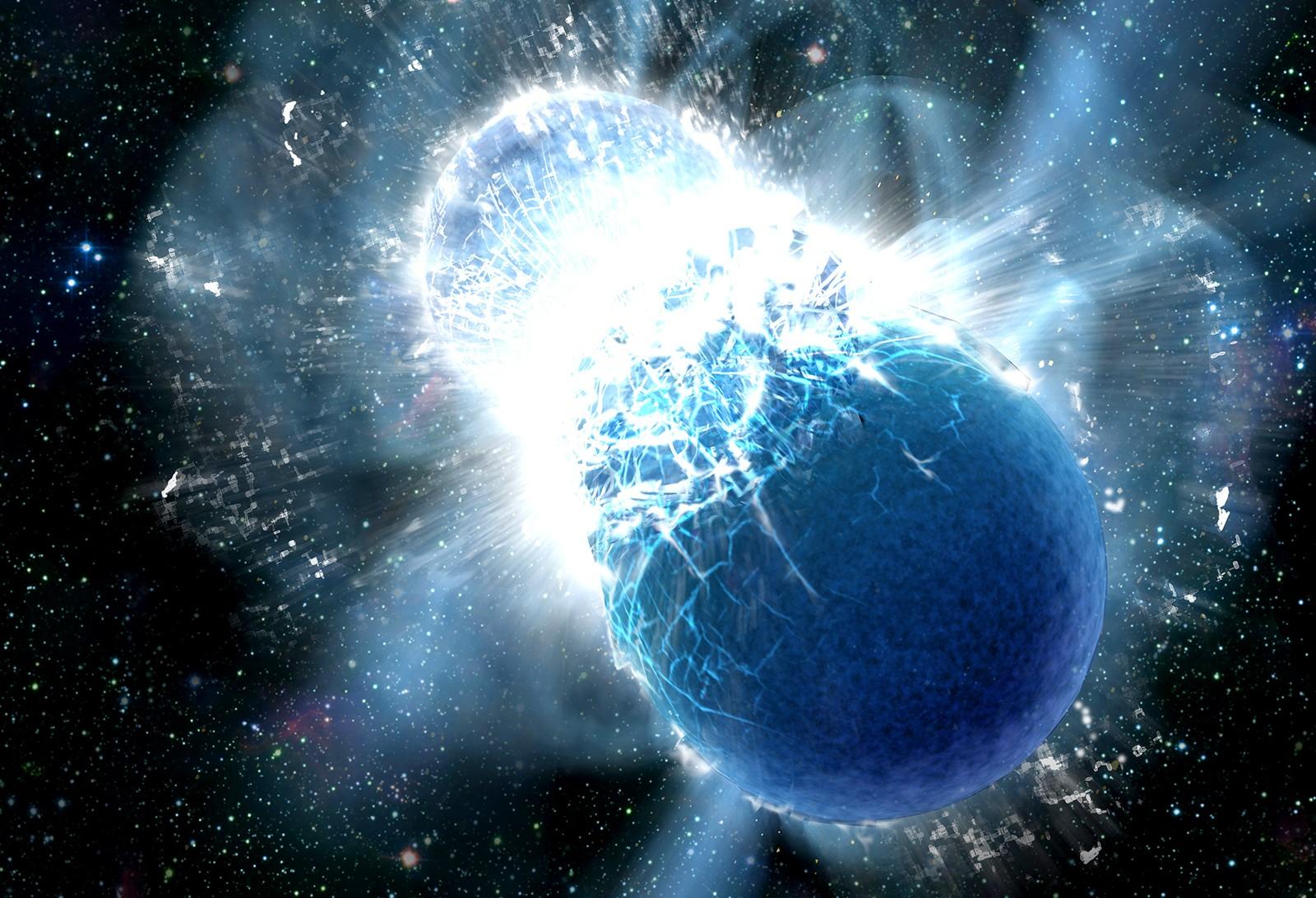 solar-system collision