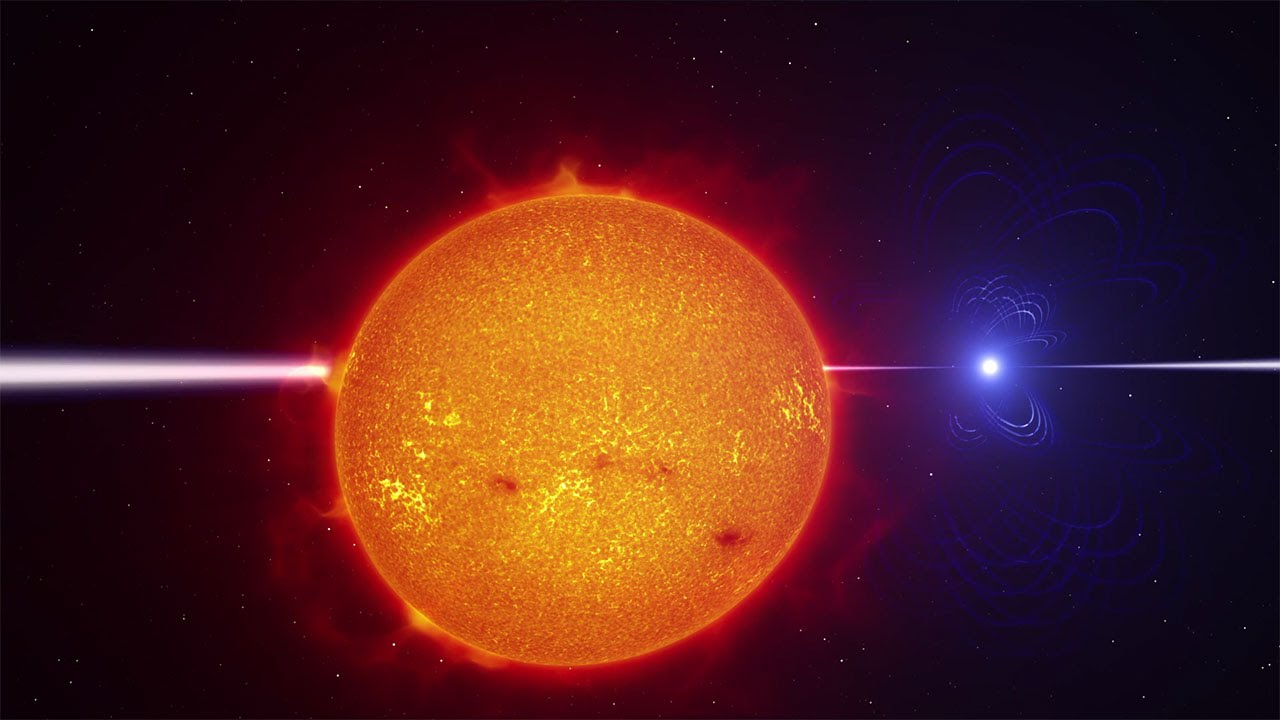 Astronomers Discover Earth-Sized Intangible White Dwarf Pulsar