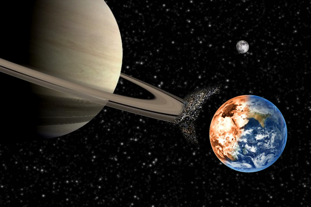 Saturn May Be Steering Away Asteroids from Earth: Study