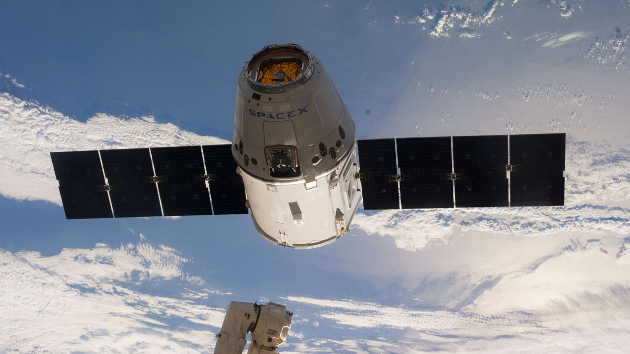 SpaceX's 10th Cargo Resupply