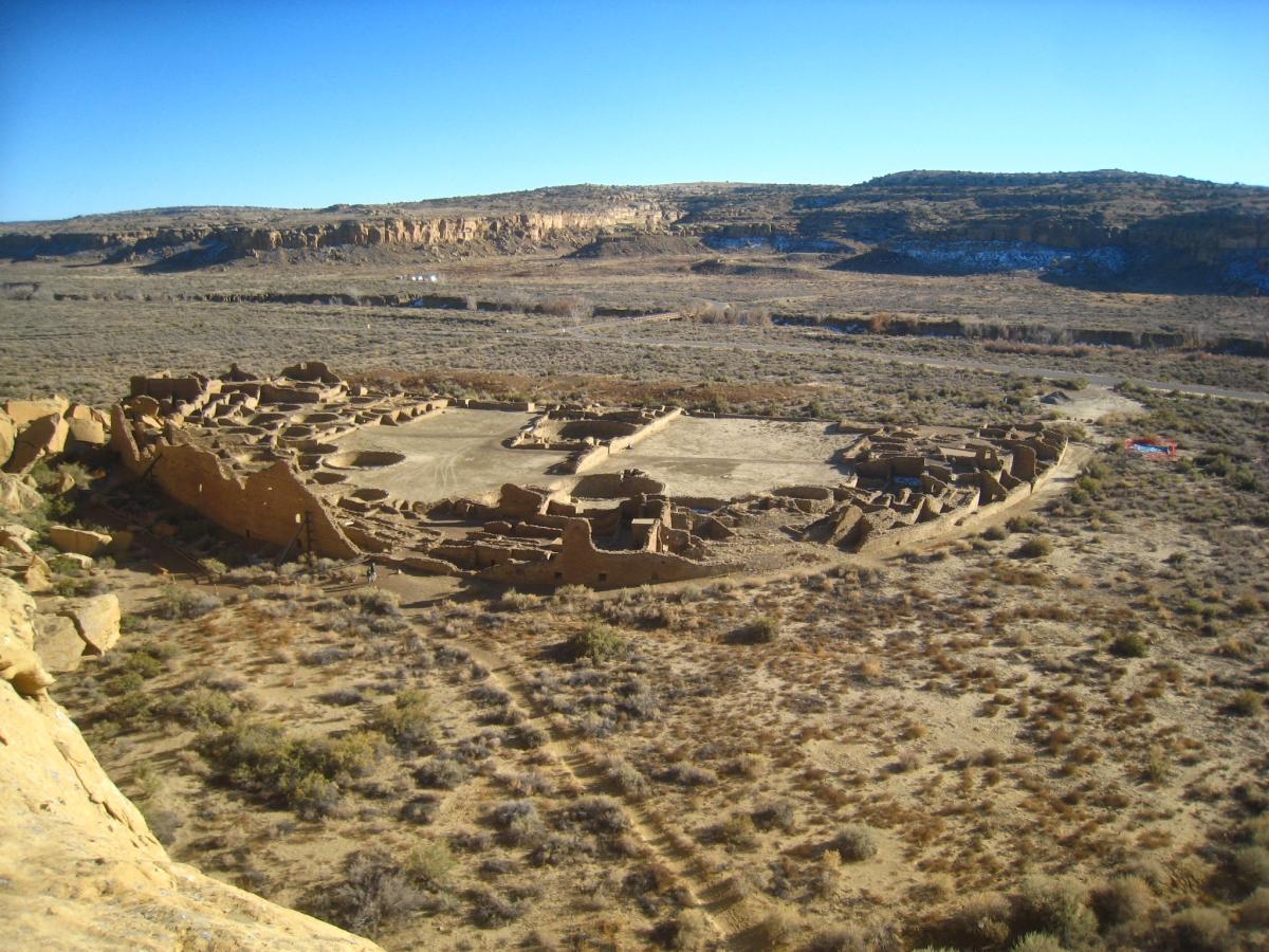 ancient Puebloan great house