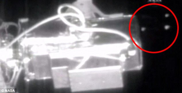 Aliens exist? NASA cuts live feed as 6 UFOs appear in ISS live feed