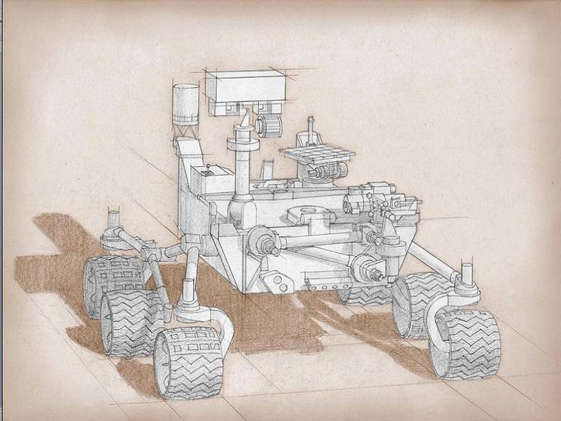 nasa Robotic Arm for Mars 2020