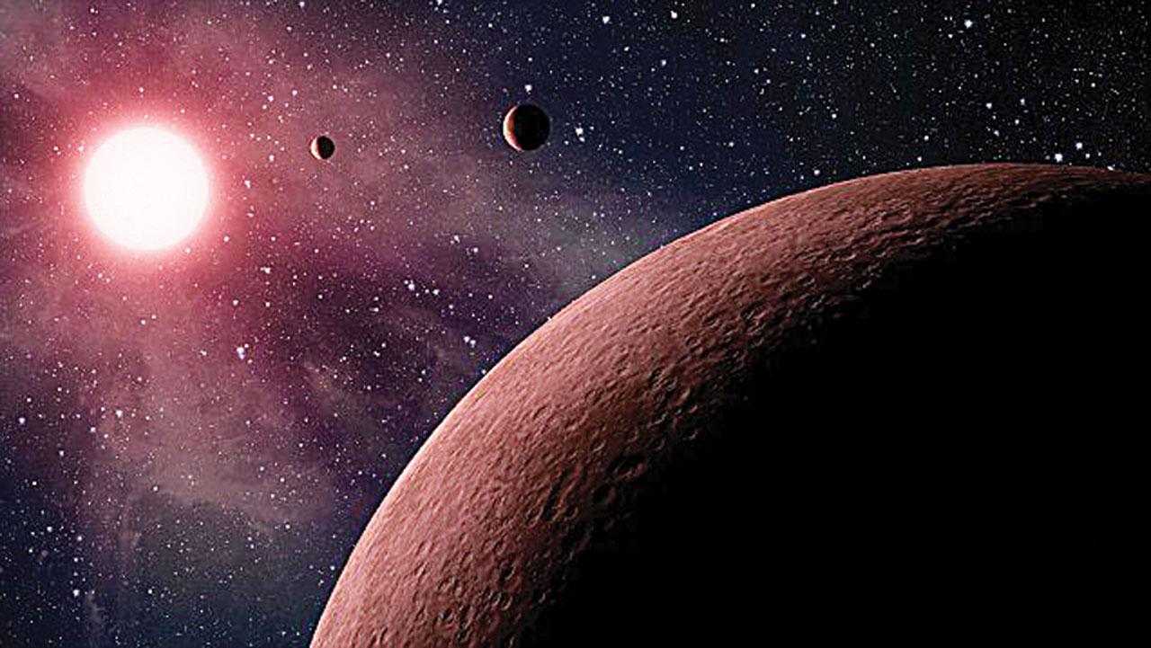219 aspirant planets