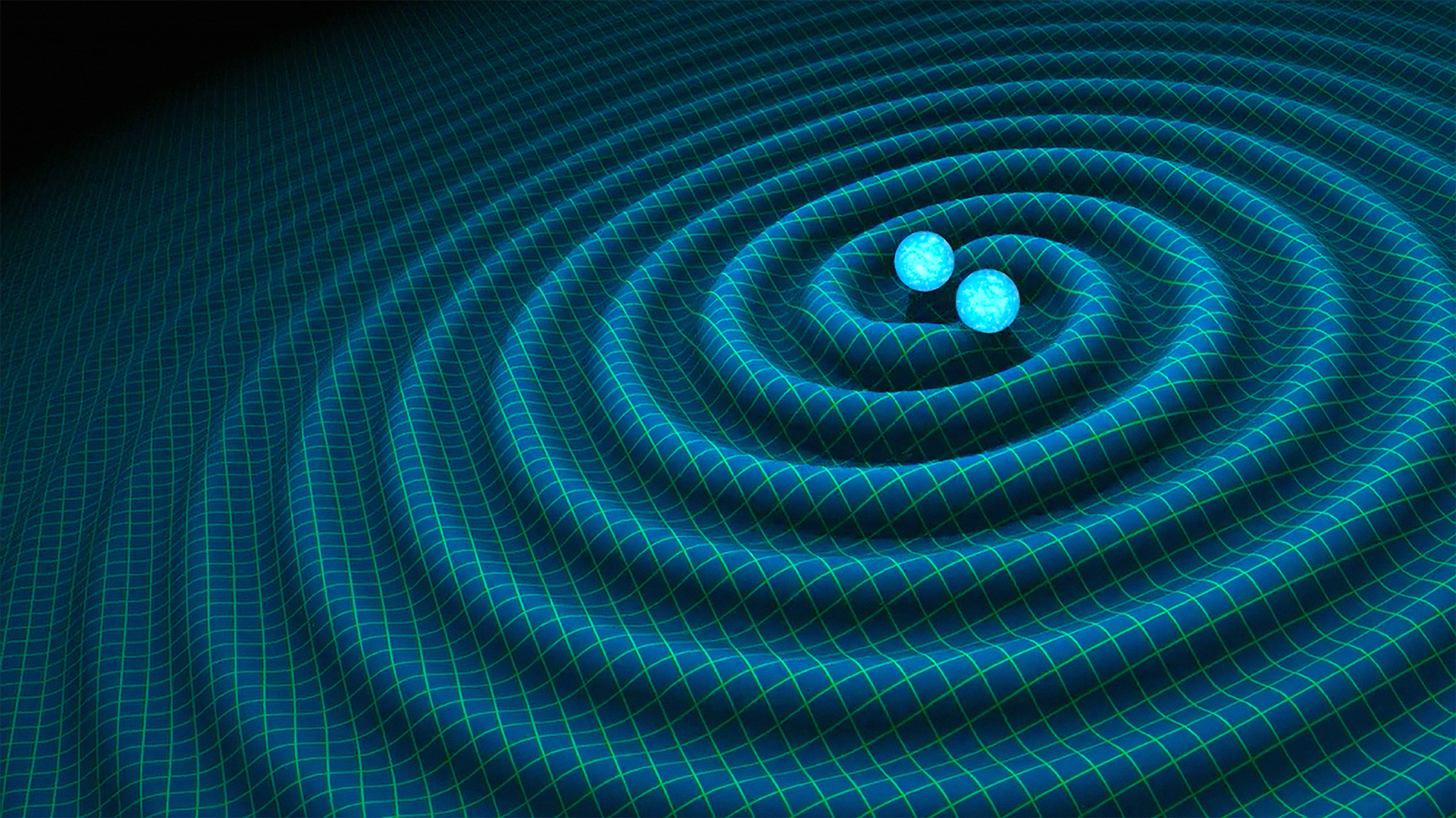 Gravitational waves the greatest discovery of 2017