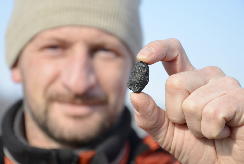 Brilliant meteor flashes across MI sky