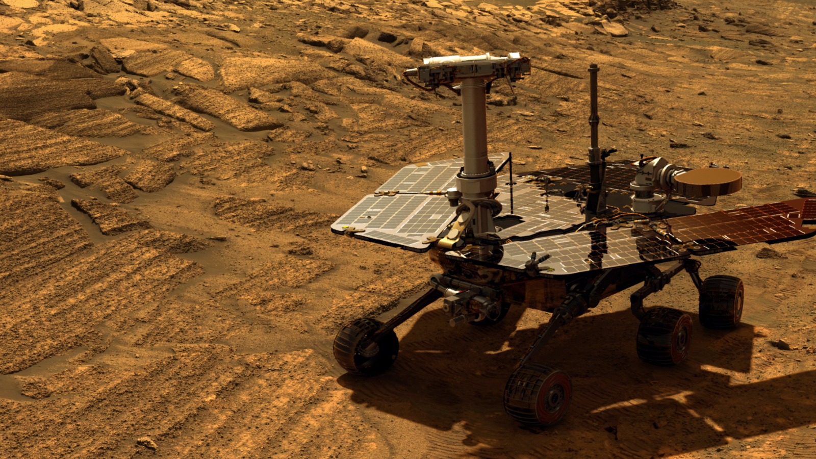 Mars to experience dust storms leading to loss in atmospheric gases
