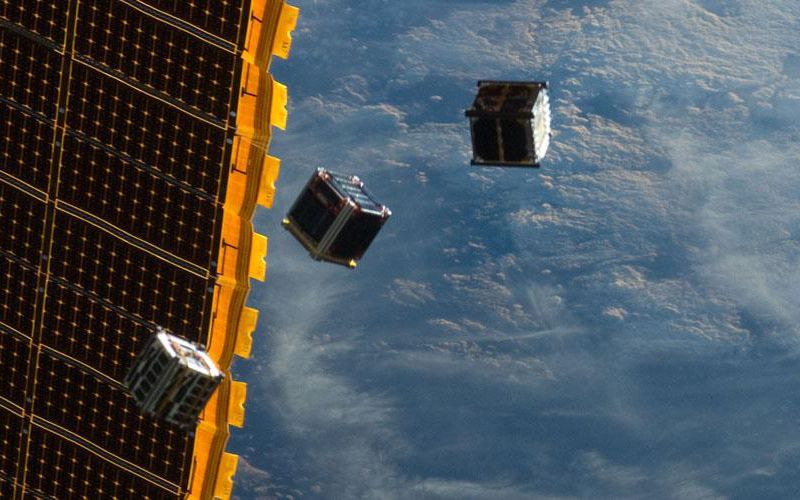 CubeSats are the next big thing in the space industry