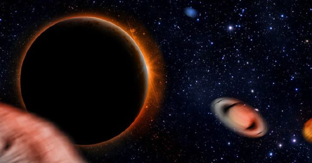 Scientists have found a ghostly ninth planet of the Solar system?