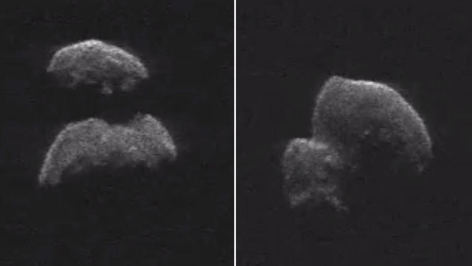 Asteroid KW1 2018 will make its closest approach today at midday