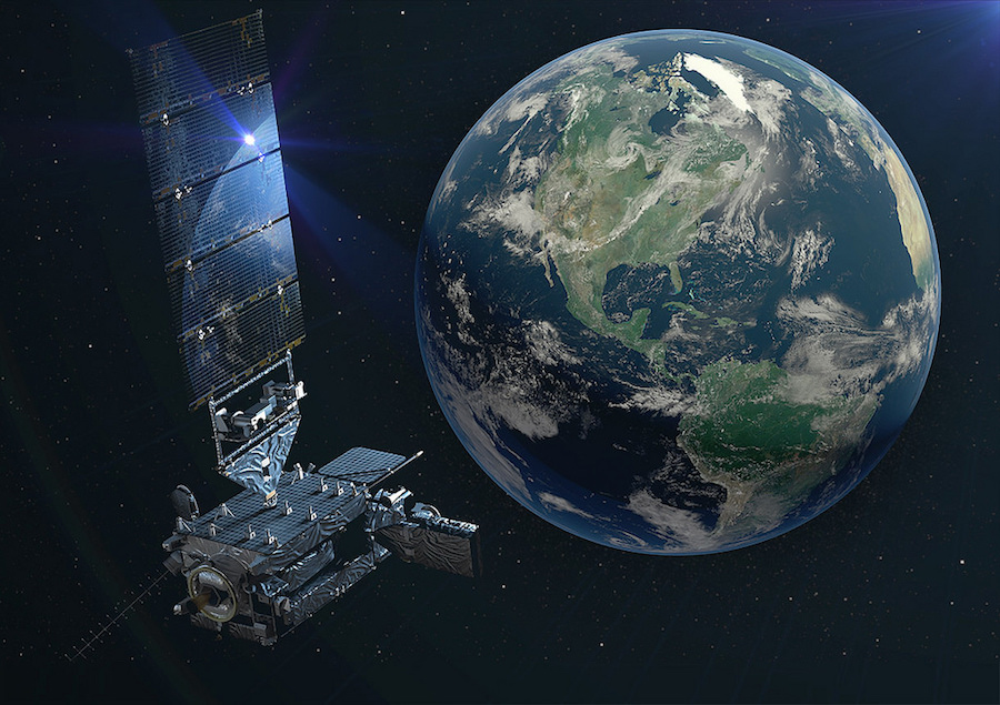 NOAA's latest weather satellite is suffering from a cooling problem