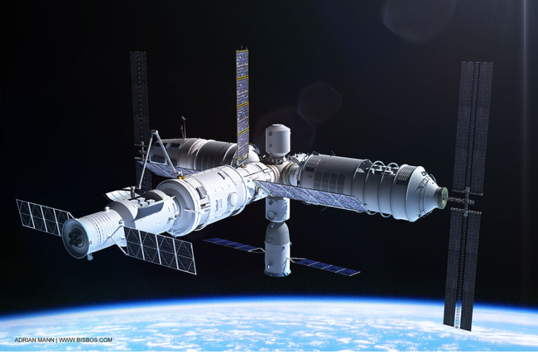 China will launch its own space station starting as soon as 2020; China has invited UN members nations for contribution