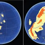 Kenorland, the first supercontinent was formed 2.4 billion years ago and this is how all the changes took place