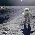 'Lost' tapes from Apollo missions reveal astronauts might have caused hike in temperature on the lunar surface
