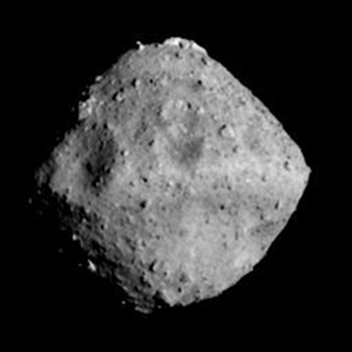 JAXA Hayabusa 2 captures tantalizing photos of Ryugu from a distance of just 40 km