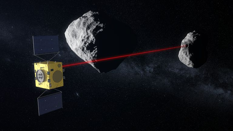 NASA and ESA to practice defensive plan against asteroids by 2022