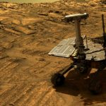 NASA's Mars Opportunity rover hits another giant dust storm; It may not be able to communicate for a while