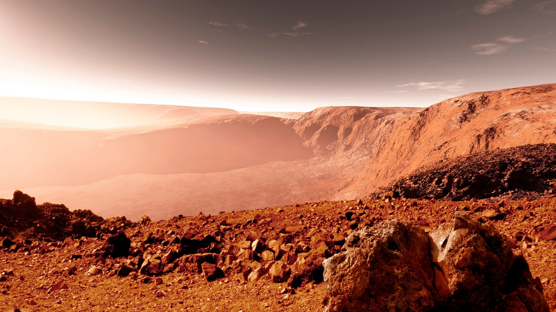mars landscape images - HD2000×1000