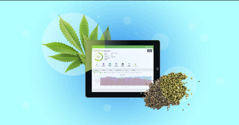 Cannabis Seed to Sale Software