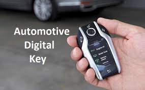 Automotive Digital Key Market