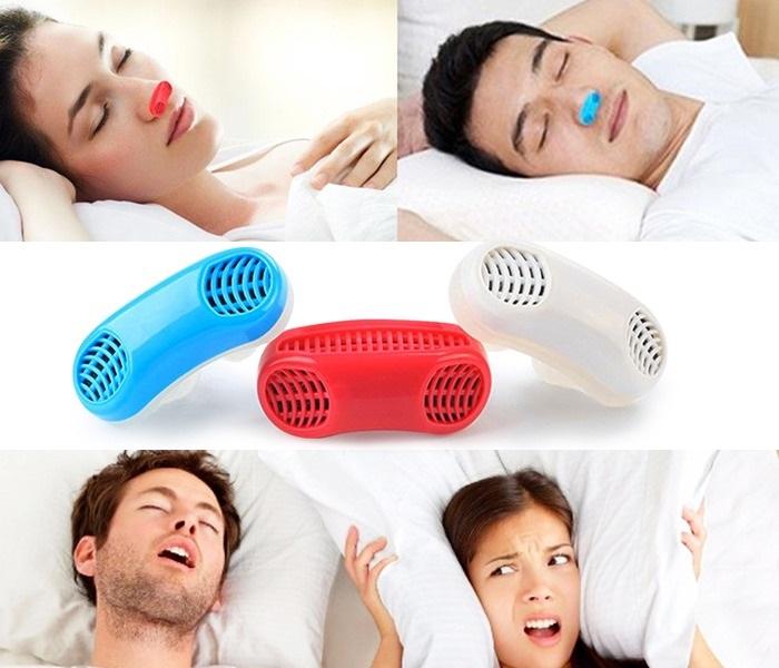 Snoring Control Device