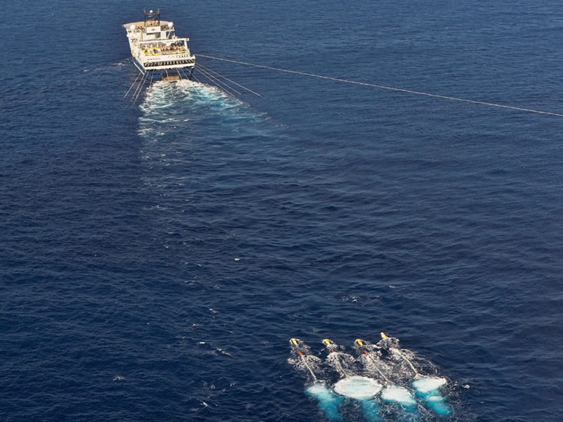 Marine Seismic Equipment and Acquisition Market
